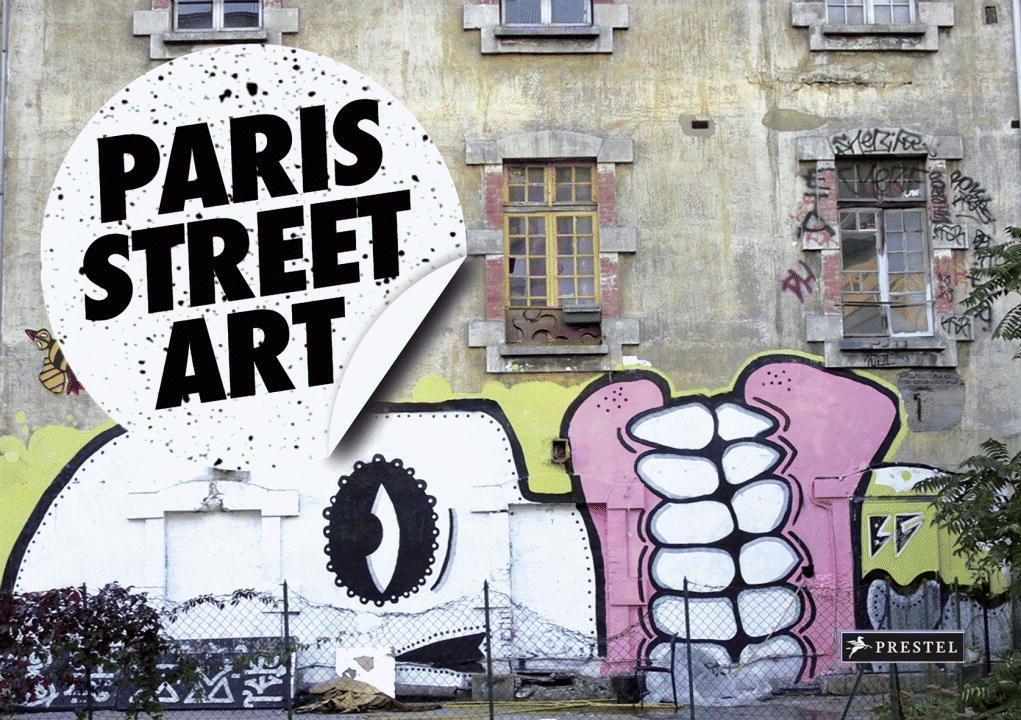 Paris Street Art Amazonde Romuald Stivine Alexandre Del Forte