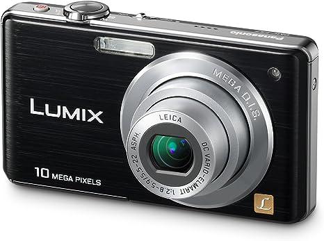 Panasonic Lumix Dmc Fs7 Digitalkamera 2 7 Zoll Schwarz Kamera