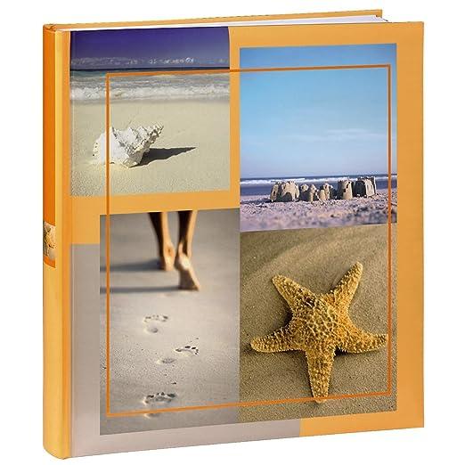 120 opinioni per Hama 00106279 Album portafoto con conchiglie, 60 foto, Arrancione, 29 x 32 cm