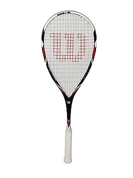 Wilson Pro Team - Power Squash Racket 496 cm², 150 g Fácil: Amazon.es: Deportes y aire libre