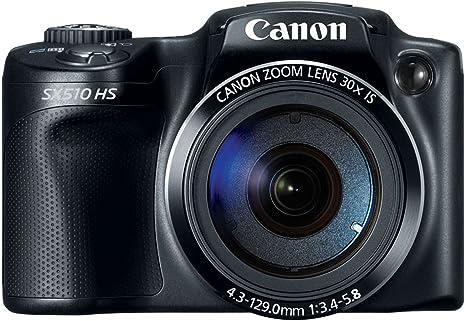 Canon PowerShot SX510 HS Cámara Puente 12,1 MP 1/2.3
