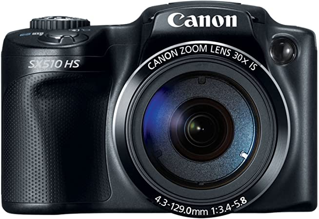 Canon SX510 product image 3
