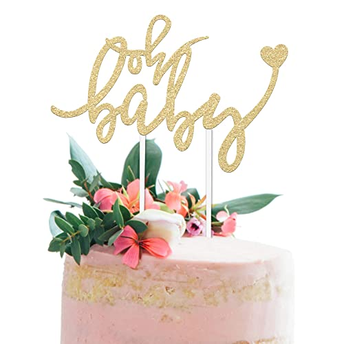 Baby Shower Cake Topper Amazon Com