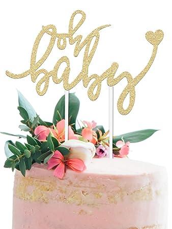1f9fd1d5d20fe Baby Shower Cake Topper -