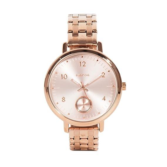 Parfois - Reloj Rose Gold Online Exclusive - Mujeres - Tallas Única - Dorado