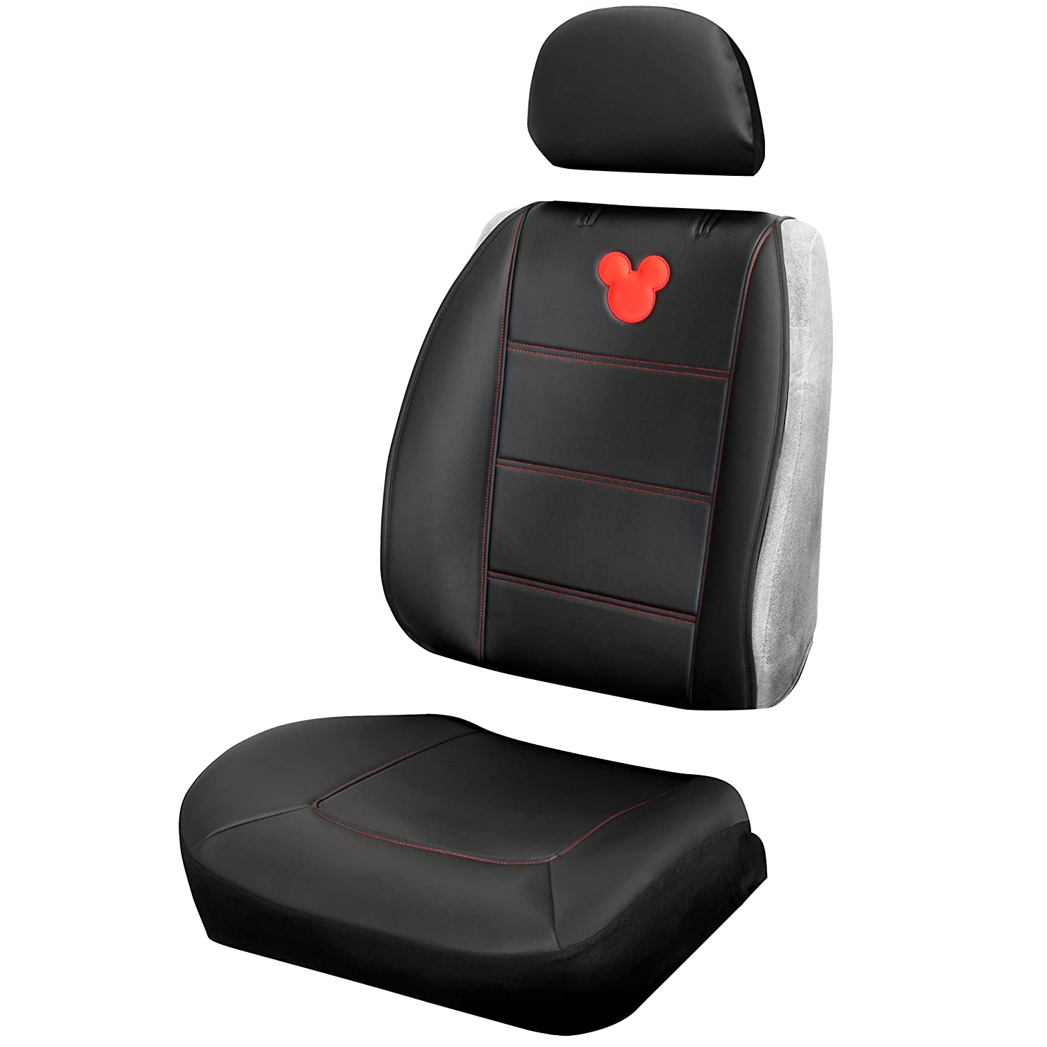 Mickey Mouse sideless seat Cover.3 Piece Design