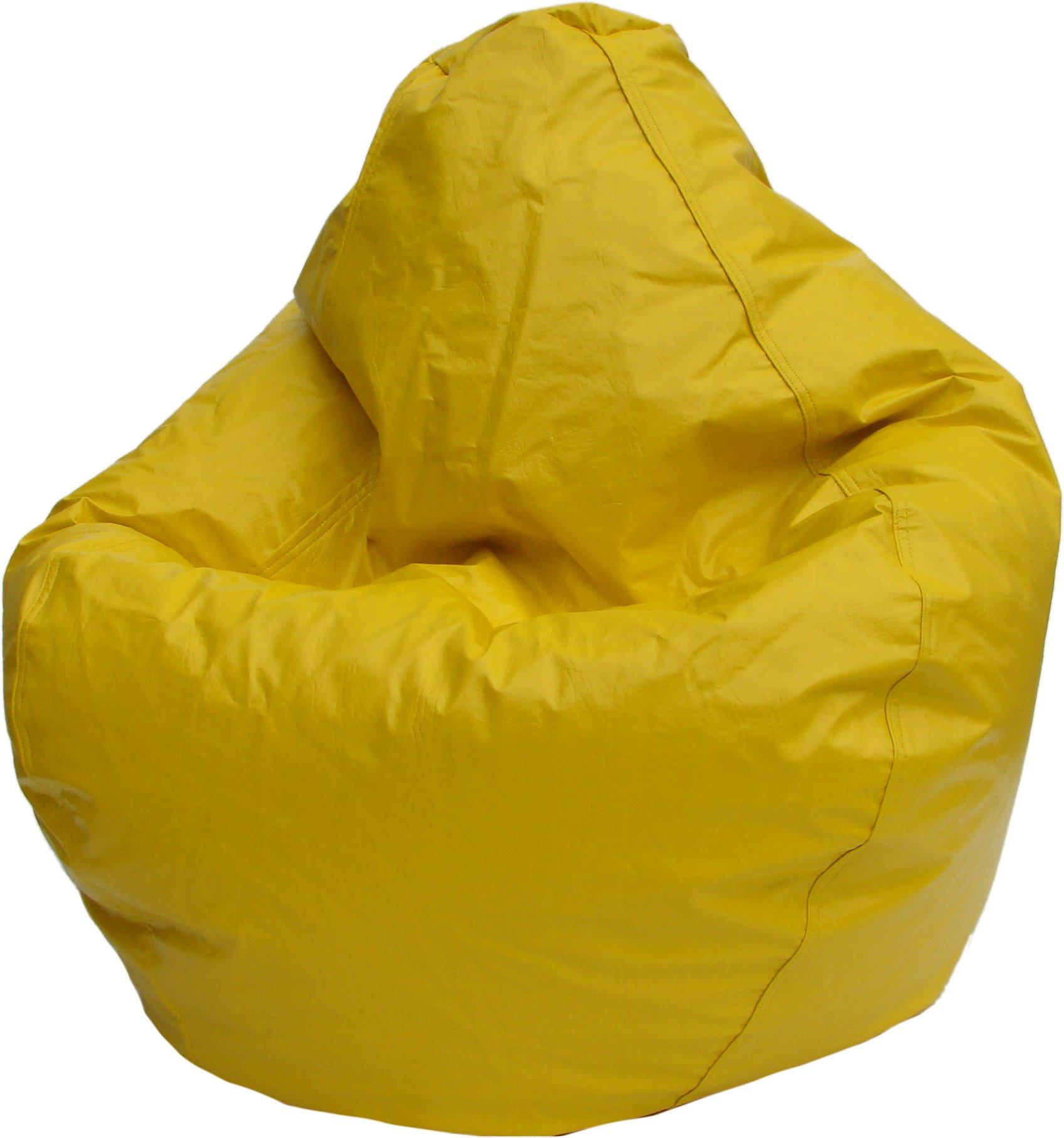 Bean Bag Boys Bean Bag, Yellow