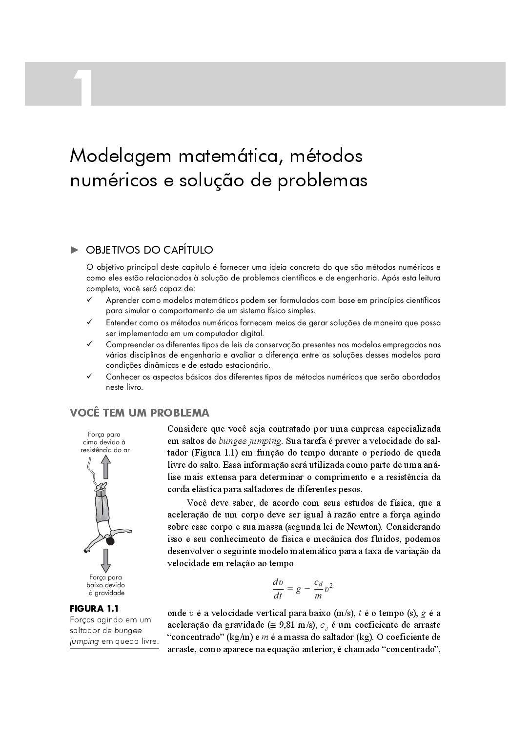Metodos Numericos Para Engenharia Chapra Pdf