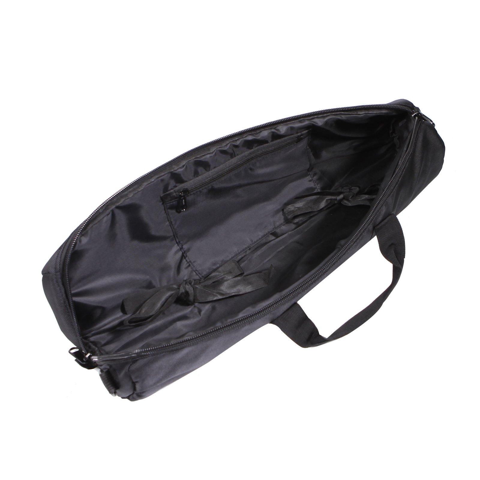 Meking 30''/75cm Padded Tripod Zipper Case Bag with Shoulder Strap by Meking (Image #6)