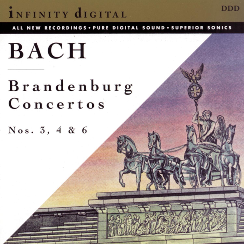 Bach: Brandenburg Concertos BWV 1048, 1049 & 1051