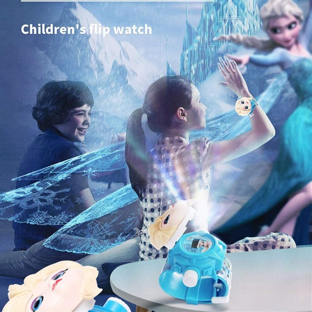 NLJYSH Les Enfants regardent Les Enfants de Motif de Dessin animé Montre (Color : 6) 2