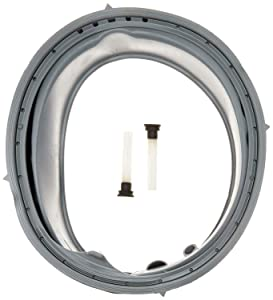 NEW 134515300 Washer door Bellow Seal Compatible for Frigidaire Kenmore, GE, Crosley Made by OEM Manufacturer 134365200, 137566001, 137566000, 5304450475, AP3869103, PS1148773-1 YEAR WARRANTY