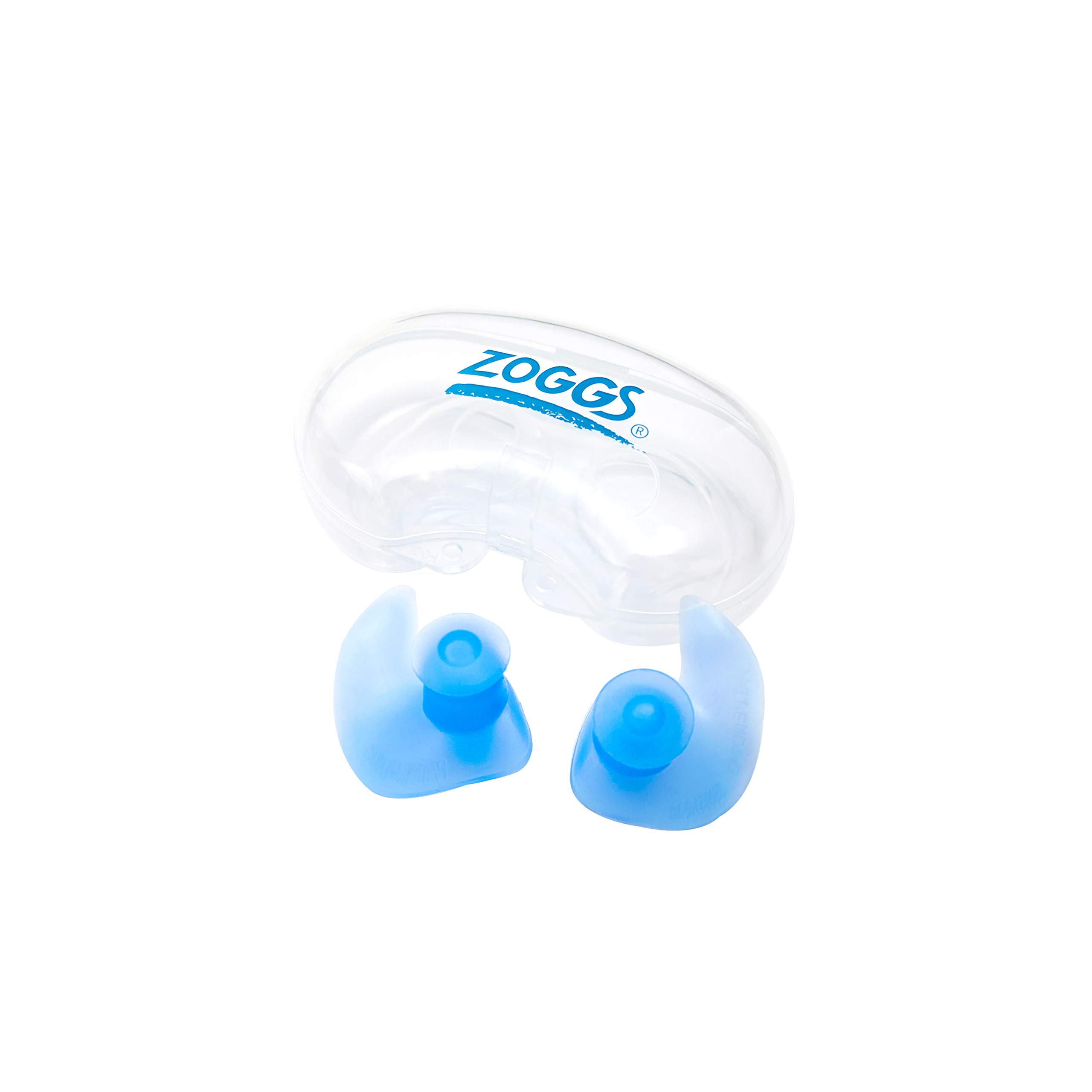 Zoggs Aqua Plugz Hypo-Allergenic Silicone Ear Plugs