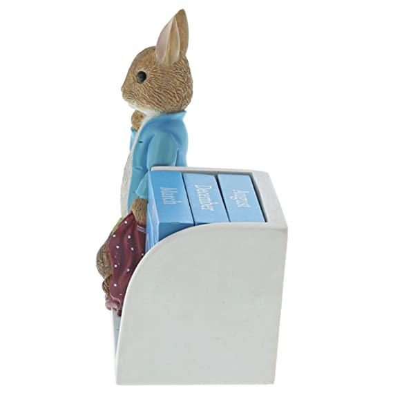 Amazon.com: Beatrix Potter A28346 Peter Rabbit Perpetual ...