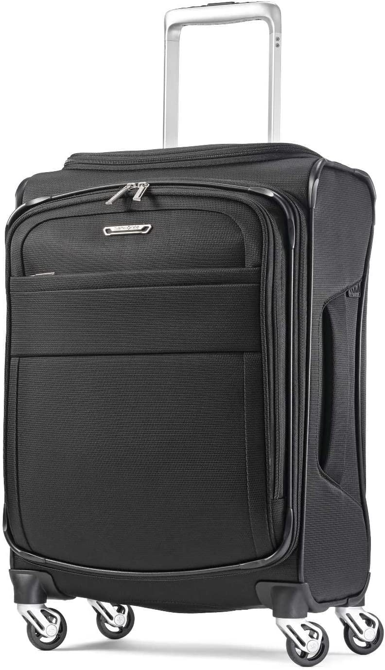 Samsonite Eco-Glide Softside Luggage with Spinner Wheels Cactus//Camo Green