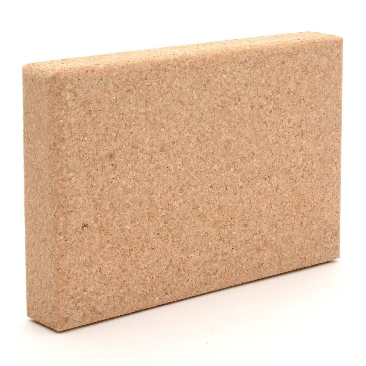 Amazon.com : Cork Yoga Block Plank Balance Pad - by ...