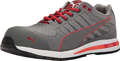 26f8f456aaf83b PUMA Safety 643075 Men s Xelerate Knit Low EH Shoe  Amazon.ca  Shoes ...