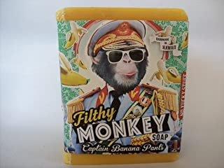product image for Filthy Monkey Soap- Captain Banana Pants