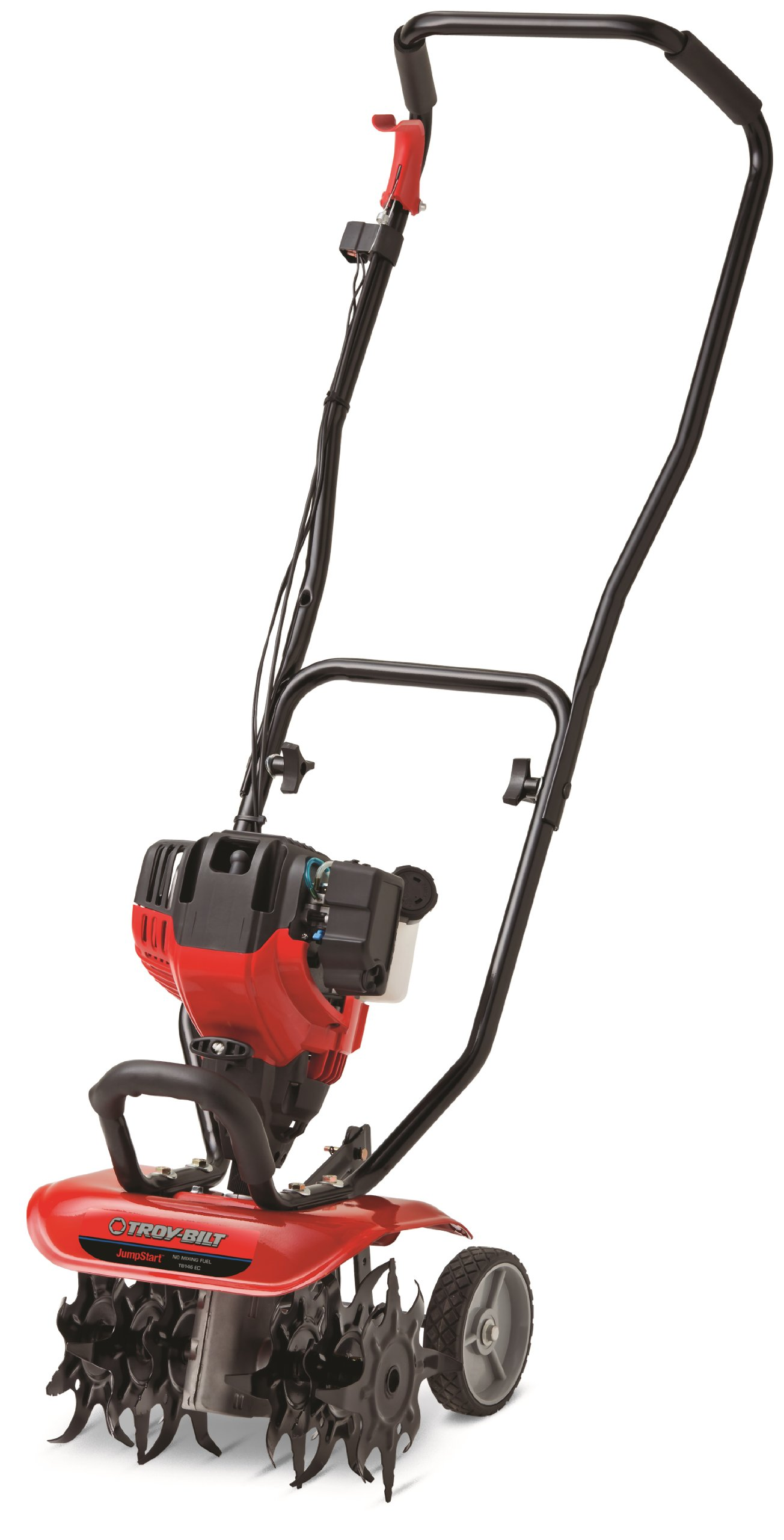 Troy-Bilt TB146 EC 29cc 4-Cycle Cultivator with JumpStart Technology by Troy-Bilt