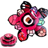 Makeup Kits Flower Make Up Pallete Gift Set for Teen Girls and Women - Petals Expand to 3 Tiers -Variety Shade Array…