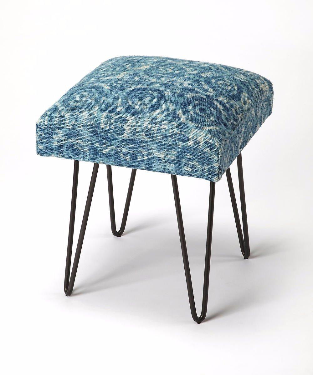 Ambiant Modern STOOL Blue