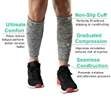 Compression Calf Sleeves (1 Pair) Leg Compression
