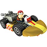 Nintendo Diddy Kong and Standard Kart Building Set