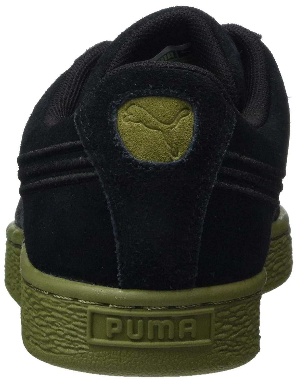 41c59c6cf78142 Puma Unisex-Erwachsene Suede Classic Badge Flip  Em Sneaker  Amazon.de   Schuhe   Handtaschen