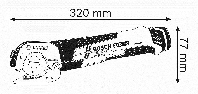 Bosch Akku-Universalschere GUS 12V-300