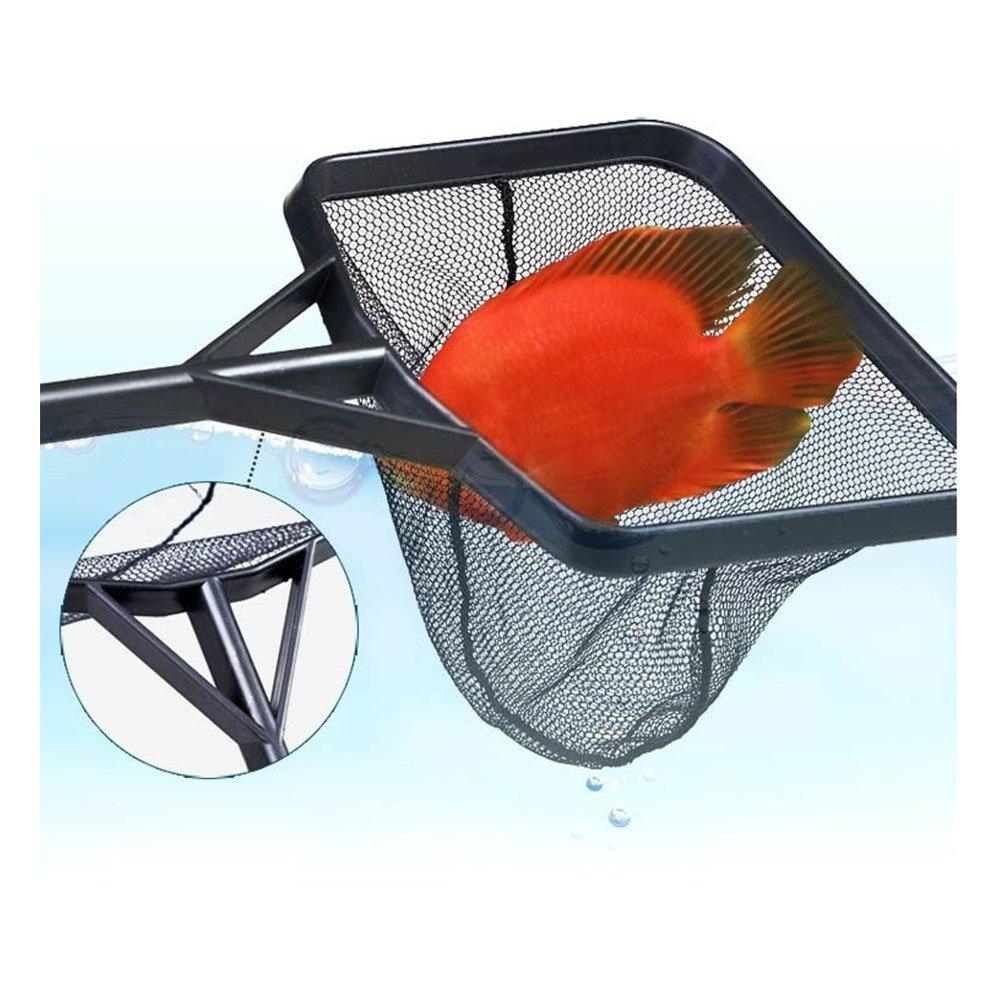 Red de pesca peque/ña y mediana para acuario redes de pesca y pesca de camar/ón
