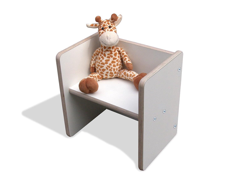 Children Turnaround-stool 2mount? white