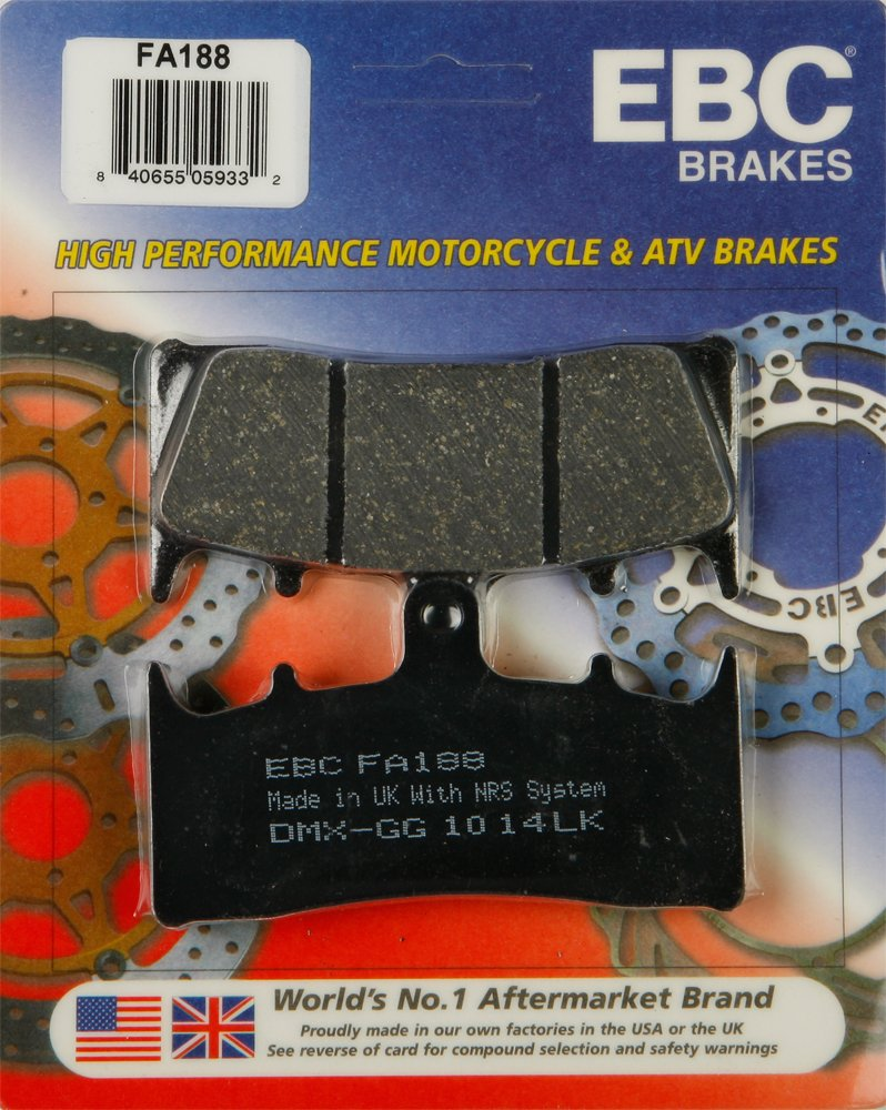 Suzuki Front Brake GSF 1200 SK/K Bandit 2001-2005 Street Motorcycle / Cruiser / Sportbike Part# 15-188