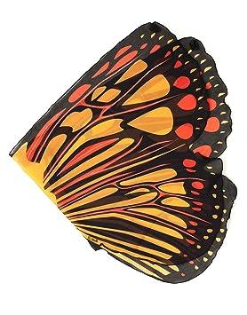 DREAMY DRESS-UPS 50559 - Disfraz de alas de Mariposa (Talla única ...
