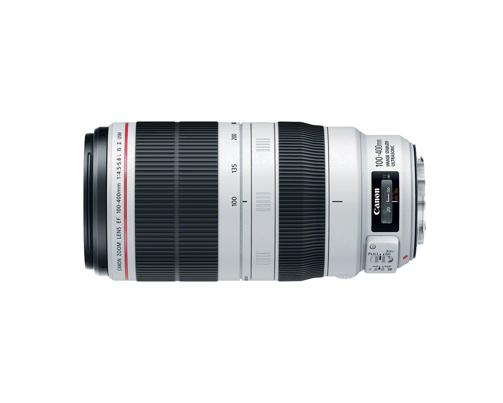 Canon EF 100-400mm f/4.5-5.6L IS II USM Lens by Canon