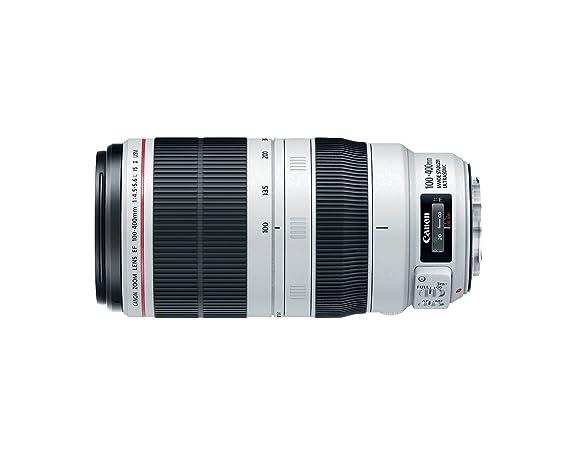 Canon EF 100 400mm F4.5 5.6L is II USM Zoom Lens 9524B002 New Camera Lenses