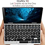 "One Netbook One Mix 1S [Latest HW Update 256GB PCIE SSD] Yoga 7"" Pocket Laptop Ultrabook Windows 10 Portable Mini Laptop…"