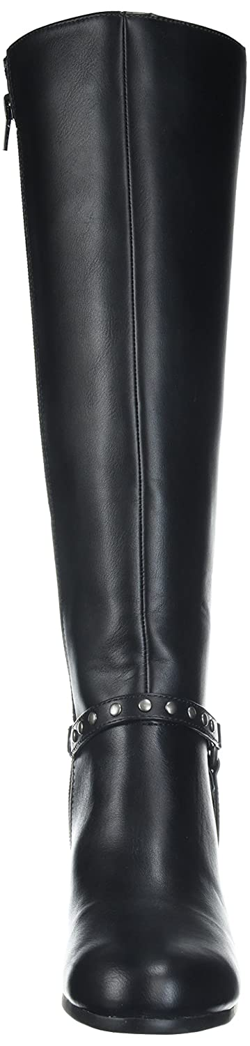 Aerosoles Women's Sensitivity Knee High Boot B074GGR2C9 6 B(M) US|Black Combo