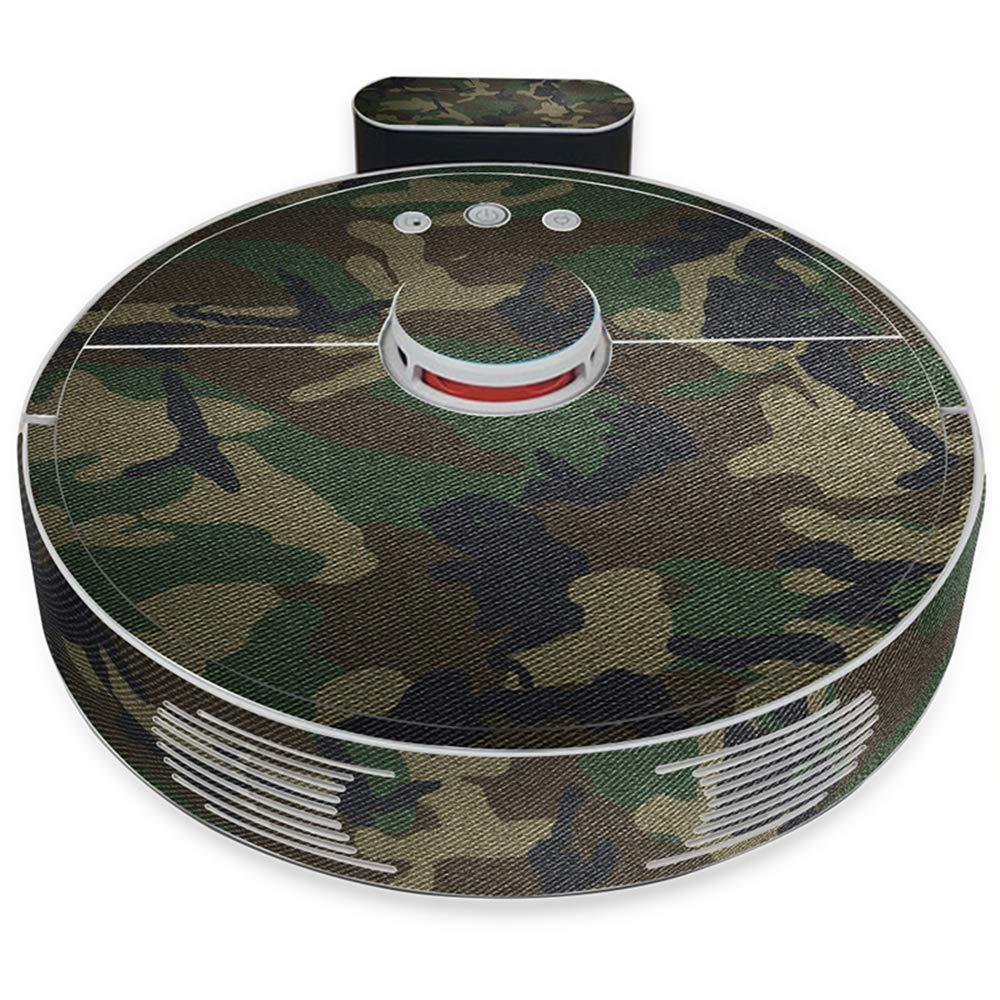 Pegatina Vinilo Roborock S50 Camuflaje militar
