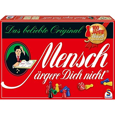 Mensch ärgere Dich nicht St. [German Version]: Toys & Games
