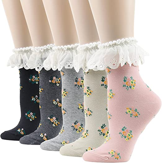 Mens athletic low cut Ankle sock Peppermint Candy Casual Short Socks