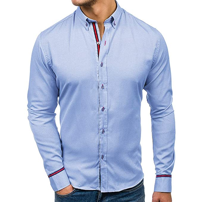 Polo, Camisetas, Blusa,BaZhaHei, Camisa de Hombre cómodo y Transpirable Camisetas de