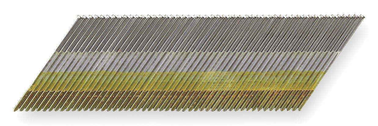 Angled Finish Nail, 15 ga, 1 In, PK4000 PORTER CABLE