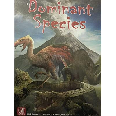 GMT Games Dominant Species: Toys & Games