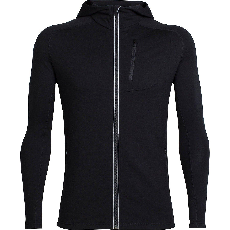 [アイスブレーカー] メンズ ジャケット&ブルゾン Mens Quantum Long Sleeve Zip Hood [並行輸入品] B079FJDPJJ XXL