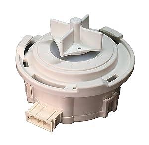 Lg EAU60710801 Dishwasher Pump Motor Genuine Original Equipment Manufacturer (OEM) Part
