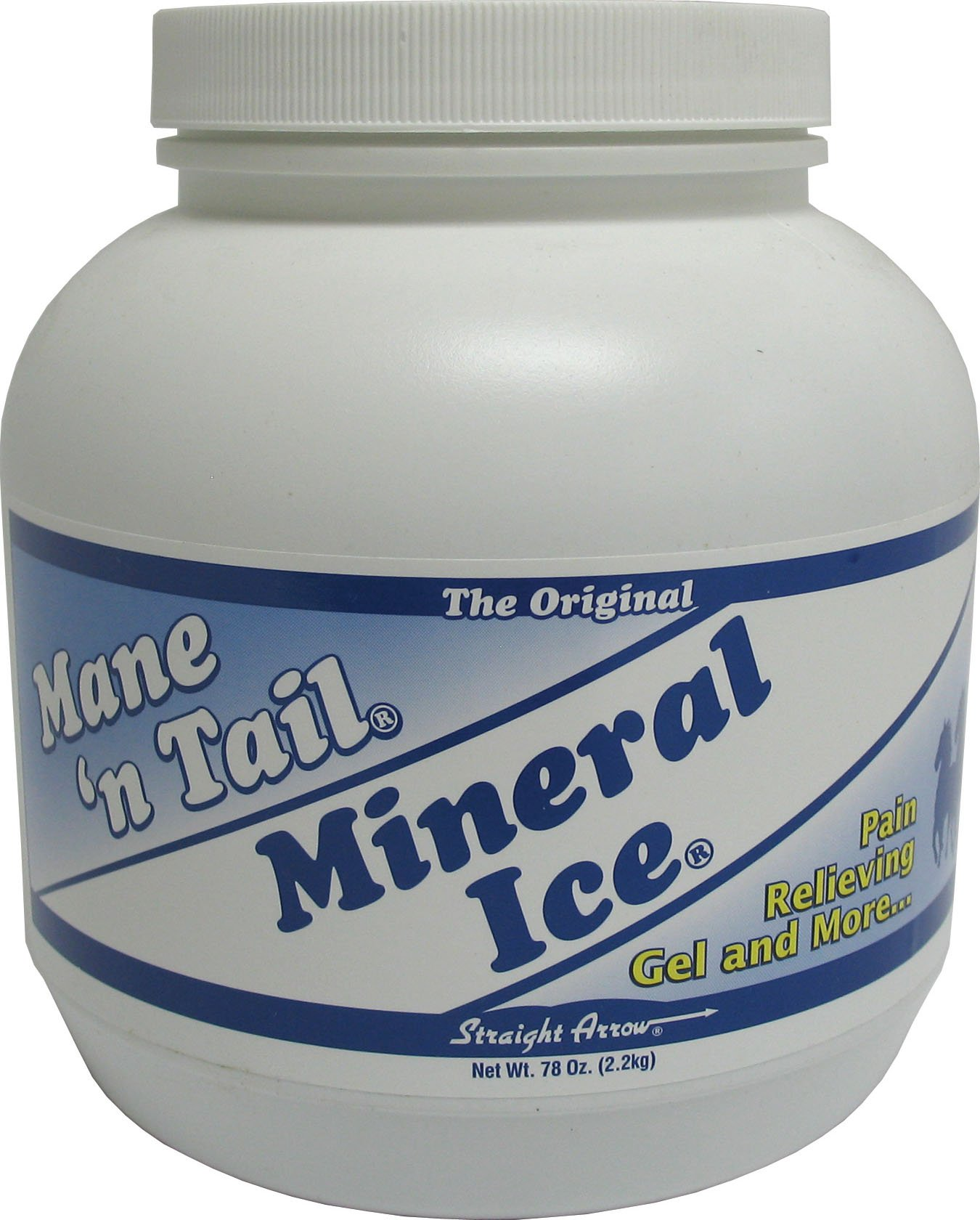 STRAIGHT ARROW Products D Mane 'n Tail Mineral Ice for Horses 5 Pound