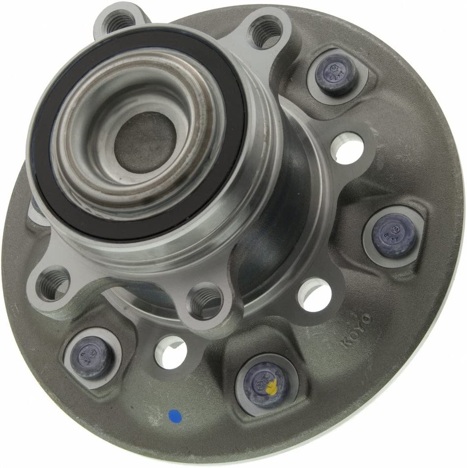 Note: Does Not Come With Sensor Cable RWD One Bearing Included with Two Years Warranty 2009 fits GMC Canyon Front Wheel Bearing and Hub Assembly