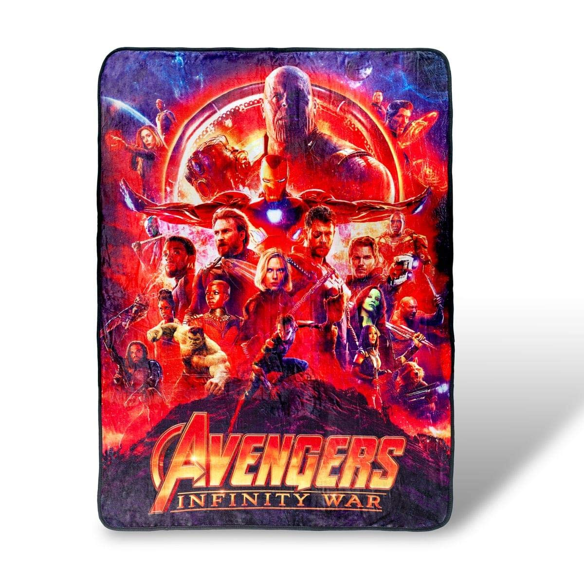 Provided Avengers 3 Infinity War Persona Thanos Superhero Iron Man Spiderman American Captain Pillow Case Home Decoration Cushion Cover Home Textile