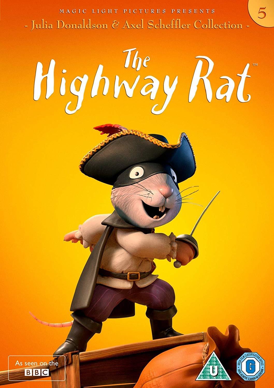 Highway Rat, The Julia Donaldson Collection Edizione: Regno Unito ...