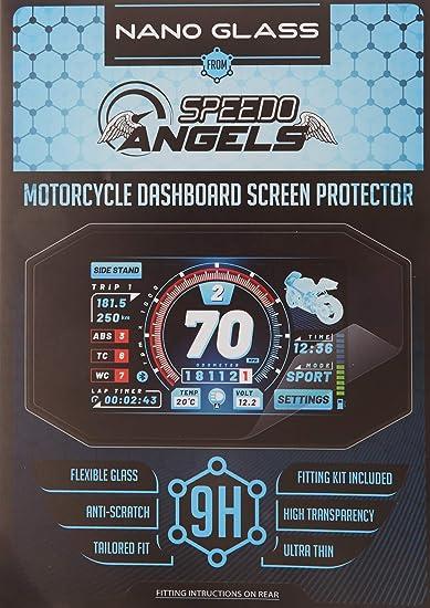Speedo Angels Nano Glass Displayschutz Für R 1250 Gs 2018 X 2 Auto